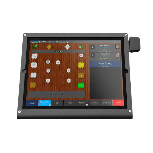 Room Layouts MobileBytes Restaurant POS For IPad