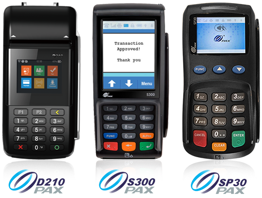 Fully integrated EMV Processing