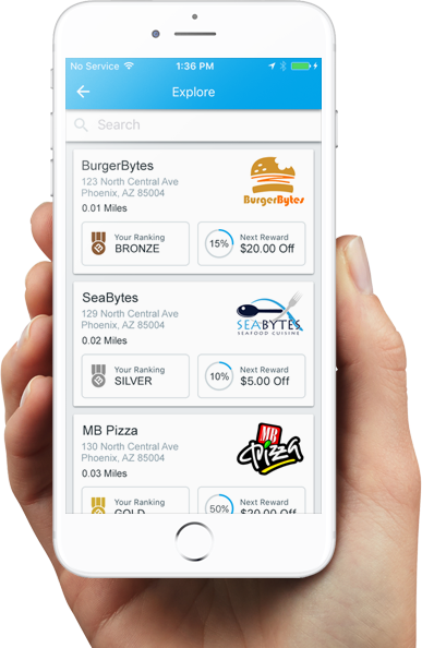 Let people discover your restaurant