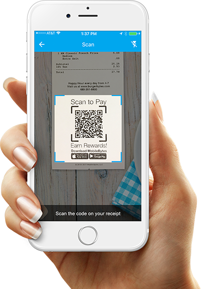 Your customers' loyalty cards are in our app