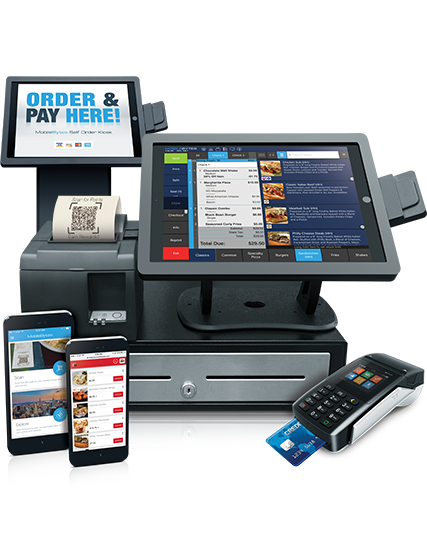 MobileBytes POS for iPad
